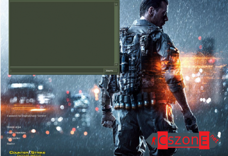 Тема Battlefield 4 для CS 1.6