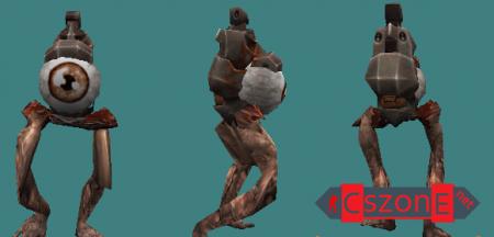 Модель Orb из Quake 3 для CS 1.6