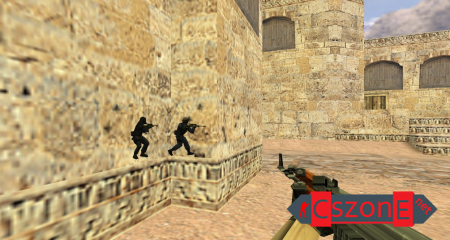 Чит WallHack для CS 1.6
