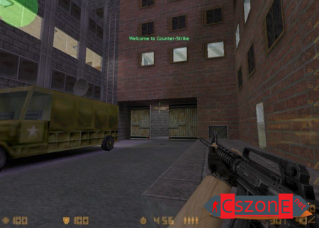 Карта Cs_Assault_2015 для CS 1.6