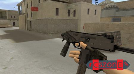 Стандартная HD модель MP9 из CS:GO для CS 1.6