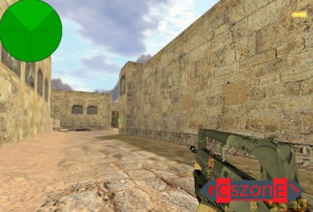 Модель Famas Skull для CS 1.6
