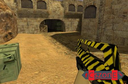 Модель Famas Тигр для CS 1.6