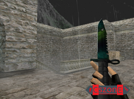 Модель ножа HD M9 Bayonet | Gamma Doppler для CS 1.6